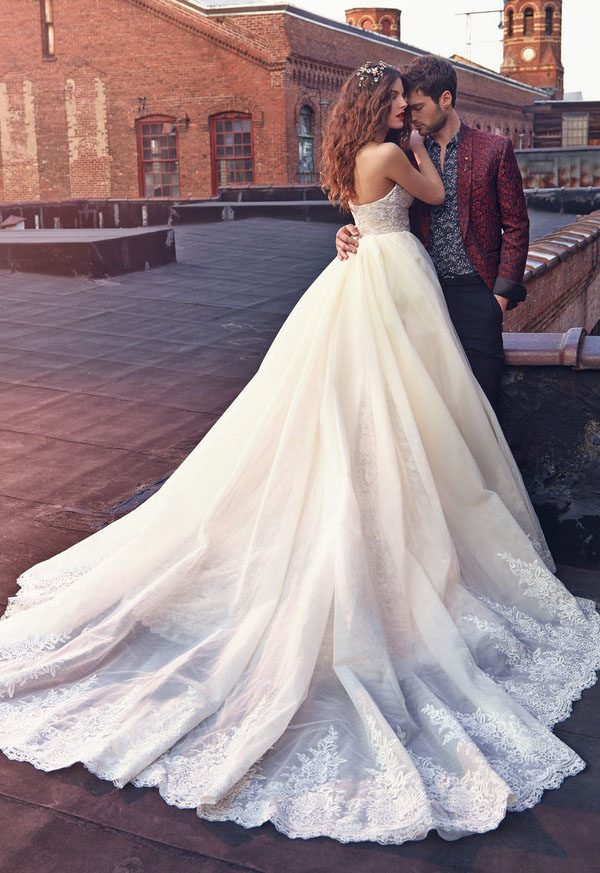 Fairytale-wedding-dress