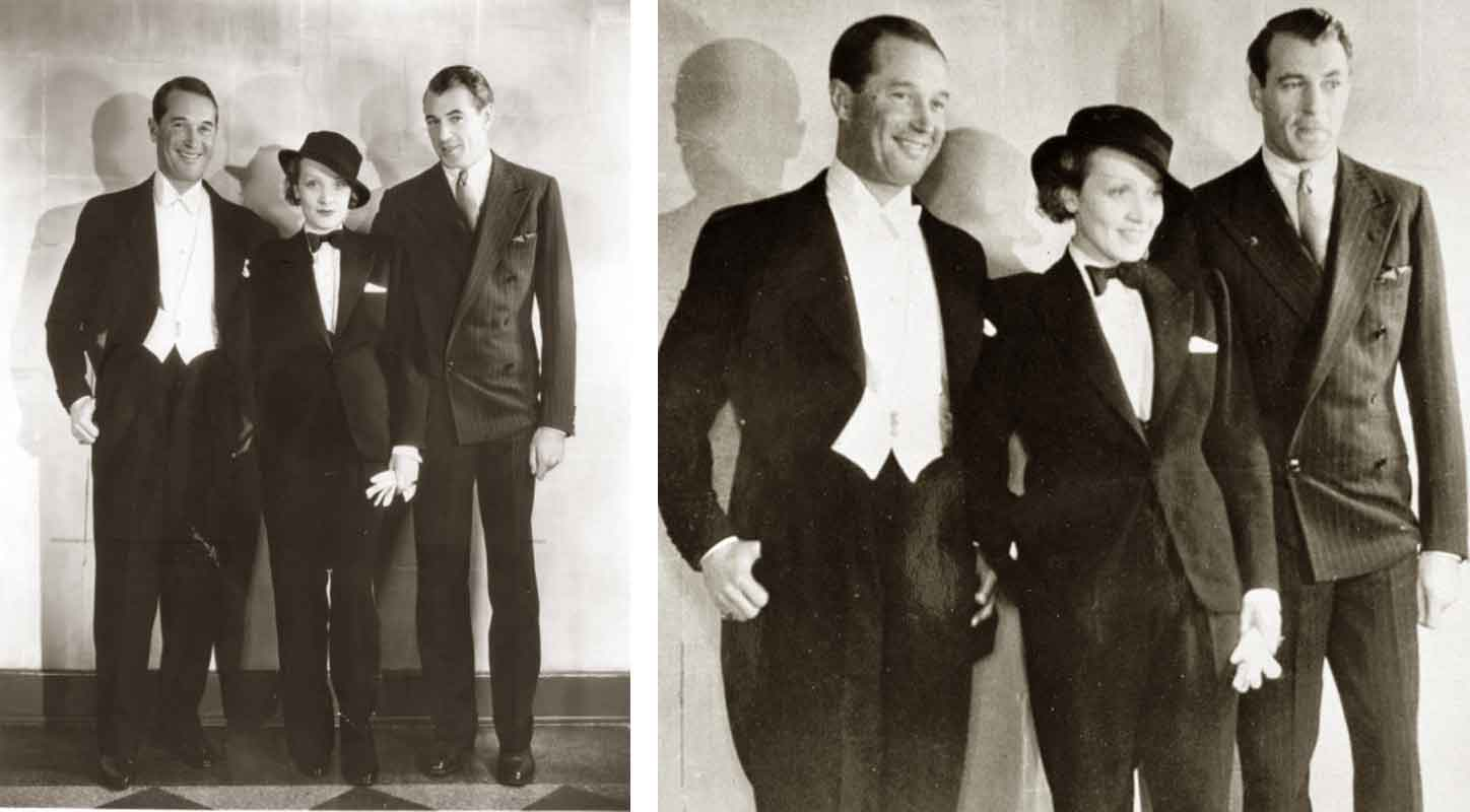 Suits in the 1930s