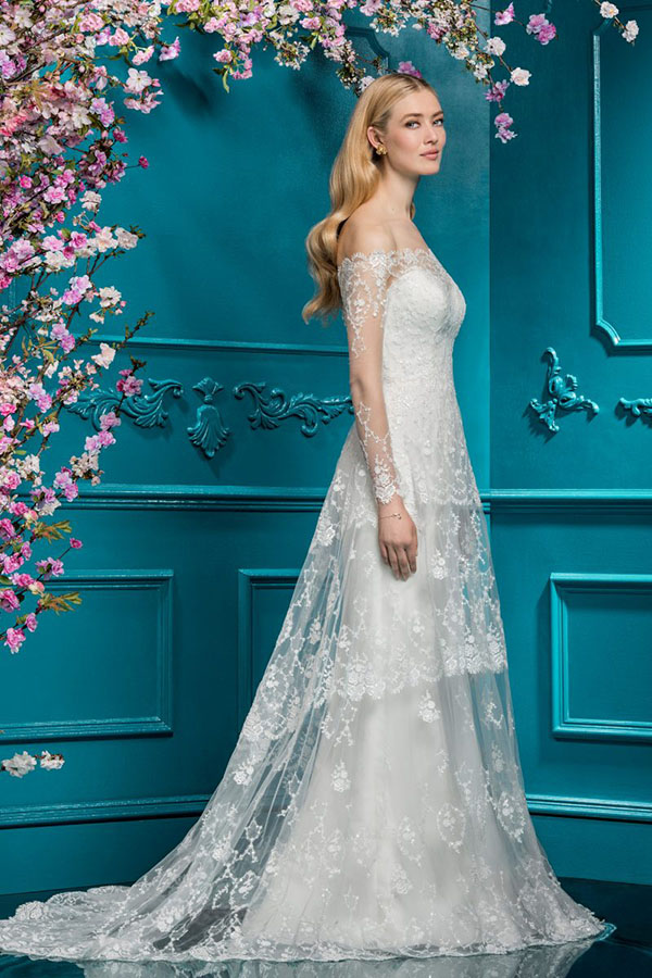 What Your Wedding Dress Says About You Barker Dry Cleaning